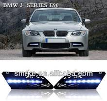 hot sale and good quality CAR-Specific led daytime running light for BMW e90 10'-12 led drl fog light