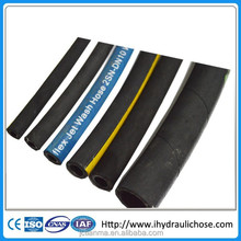 Fabric Reinforced Black Rubber Air Hose