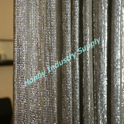 2014 Interior Custom Metal Mesh Fabric Drapery