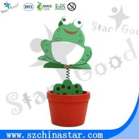 frog clip plastic paper holder clip for children toy safely and intellective