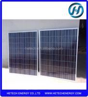 High quality Poly Pv module price 190watt suntech solar panel price