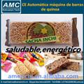 CE Automática máquina de barras de quinoa