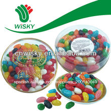 a760060 puro color de gran halal jalea de frijol candy candy halal de malasia