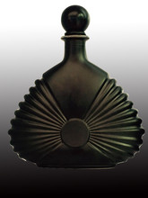 Black Ceramic Vodka Bottles 750 ml