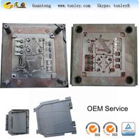 steel 738 injection interlock plastic mould