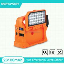 2014 factory offer Auto Emergency kit car 24V multi-function Jump Starter Power Bank