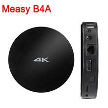 Measy B4A Android 4.4 XBMC Smart TV Box Amlogic s802 AML8726-M8 Quad Core DDR3 2G 8G Rom 4K*2K HD MI Output Media Player