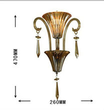 2012 new power outlet hotel wall lamp BH-81015