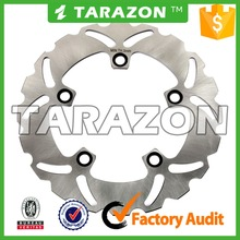 220mm motorcycle rear brake disc rotor for YAMAHA YZF R6