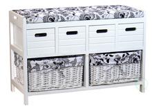 Siting Shoe Cabinet Modern Popular Arts Decorative Cheap Living Room Furniture