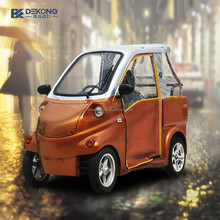 4 wheels CE certificate High quality mini electric car/mini bus/ van for sale