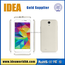 6 inch dual core/quad core cheap android mobile smart phone with dual sim slots