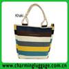Canvas beach bag/cheap canvas beach bag