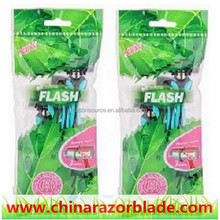 CHINA disposable one time razor wholesales