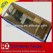 RX Sandwich Panel Container Mobile Office for Sale