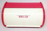Food Storage Bread Boxes, Bread Storage Touch Bin black High quality
