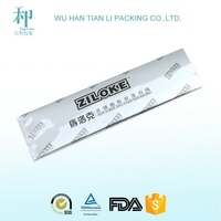 factory for customized printed biodegradable laminating food grade materials aluminum foil stand up pouch