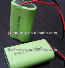 Rechargeable 6v aaa NiMH battery pack