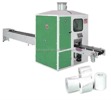Automatic High Speed Log Saw For Toilet Paper