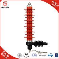 polymeric housed metal oxide surge arrester,types of lightning arrester