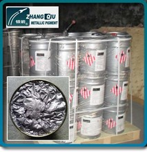 car refinish paint solvent based non leafing aluminium paste