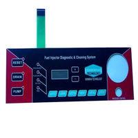 pressure sensitive membrane switch