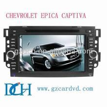 car dvd built-in gps /bluetooth/ am/fm radio/tv for Chevrolet-Epica/Lova/Captiva WS-7008