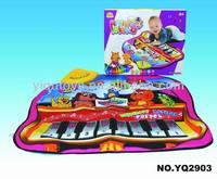 YQ2903 PIANO MUSICAL CHILDREN CARPET