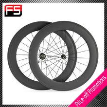 700c de fibra de carbono 50mm dept 25mm amplia 3k mate chino clincher ruedas bicicleta carretera