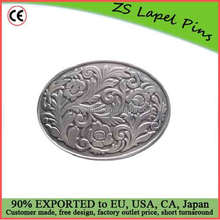 Custom design and logo Fantasy Wizard Belt Buckle