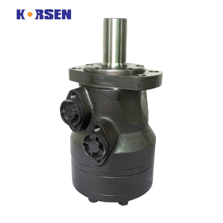 Small Black Stainless Steel Hydraulic Motors Manufacture
