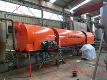 sawdust wood dust and rice husk continuous carbonization furnace