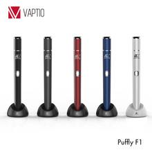 Vaptio newest ecigarette Puffly F1 herbal vape pen wholesale