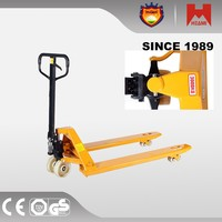 China supplier fork hand pallet truck credible quality wheelbarrow accessories