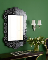 Luchesaas venetian style mirror for home /hotel deco hang wall