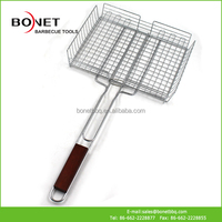QGN0135 Barbecue Wire Mesh BBQ Grill Net