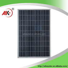 2015new energy saving 36 cells 75w poly solar panel for sale