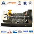 El weifang Equipo generador de Weichai Shenghan certificado BV