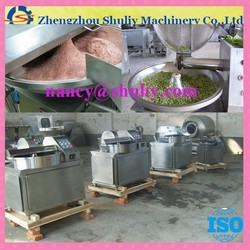 Stainless Steel Meat Processing Machine/ Meat Grinding and Mixing Machine/ Meat Bowl Chopper