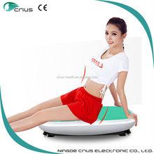 Wholesale China merchandise vibration machine crazy fit massage manual