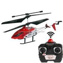 2CH R/C Helicopter with Light / Durable King, Size: 19 x 2 x 10cm