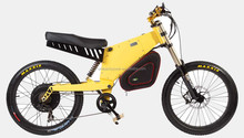 powerful 48v 2000w electric bike with lithium ion battery
