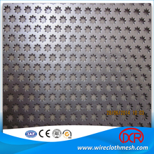 different styles of Perforated metal mesh (CE&ISO9001)