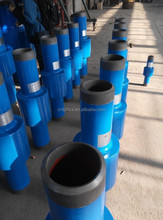 pipe coupling joint, pipeline project insulation joint, natural gas pipeline insulating joint
