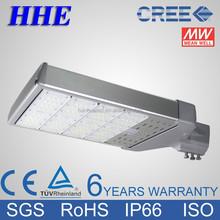 5 Years Warranty Meanwell 200w 250w 300W LED Street lamp
