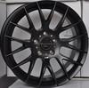 Aluminum wheels for cars, 4x4 wheels, wheel rims 17 inch 00487