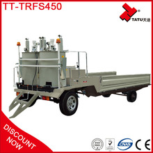 Trailer Type Hydraulic Double-Cylinder Thermoplastic Road Marking Paint Preheater