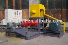 Easy to operate Fish Food floating Fish feed pellet machine
