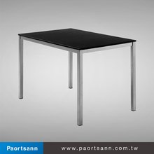 made in china 4 seater mdf dining table wood designs
