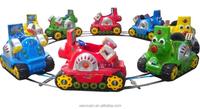 popular!!!cute kids ride mini track train ride for sale